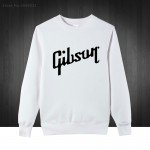 2016 Gibson Sweatshirts Men Cotton O Neck Fitness Man Pullover Male Hoodies Euro Size Hip Hop Mens Hoody Free Shipping
