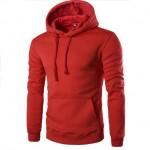 2016 Casual Hoodies Men Spring Mens Hoodies Sweatshirts Cotton Thick Slim Fashion Male Hooded Jackets Men Coat