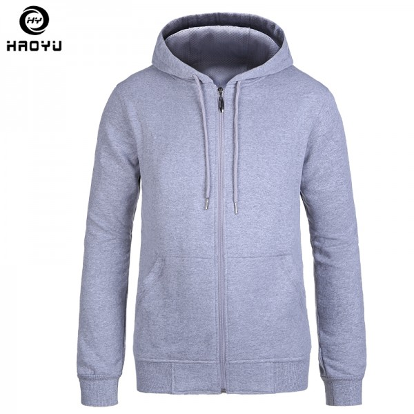 Hoodie Sweatshirt Brand Clothing Tracksuits Long Sleeve Men Women Zipper Hoody Thick Cotton 3XL Autumn Winter Pullover Haoyu