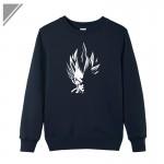 Prince Vegeta Into Fashion Men's printed Sweatshirt long Sleeve hoodies Cotton hoody Man Clothing tracksuit for men plus size p
