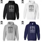 Top quality casual heisenberg print mens hoodies Cotton blend Breaking bad print men sweatshirt with hat 2016 H01