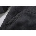 2015 Hot Sale Autumn Fashion Hype Star Print Men Hoodies Black Grey Full Sleeves Cotton Hip Hop Mens Sweatshirts