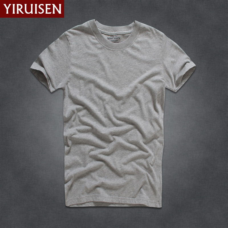 6c0a7a84558a 2015 Hot sale men tshirt fashion mens O-neck cotton t shirts brand ...