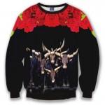 2016 Animal 3D Sweatshirt Men Autumn Winter Brand Clothing Fashion Print High Quality Hoody Mens Sweatshirts Tracksuit Chandal
