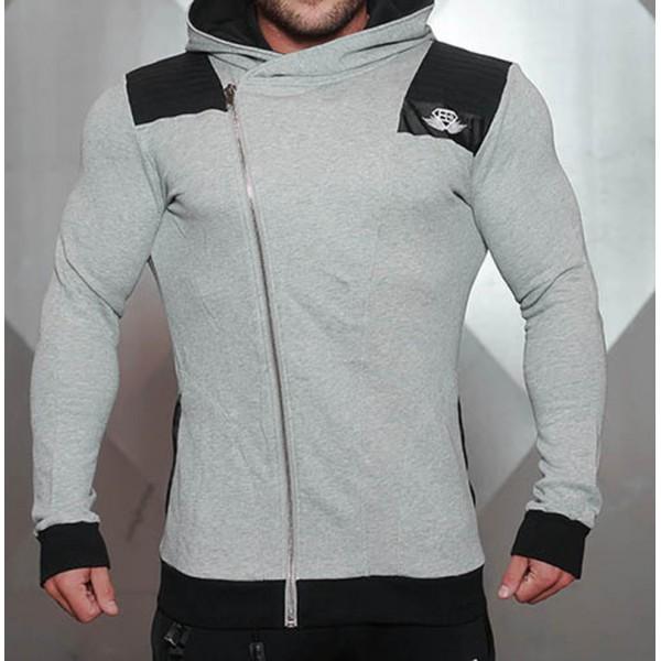 2016 NEW Fashion Men Hoodies Brand Suit High Quality Men Sweatshirt Hoodie Casual Zipper Hooded Jackets Male M-2XL