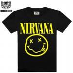 2016 New Fashion Summer design funny tee cute t shirt homme men's Nirvana Pumba women 100% cotton cool tshirt lovely top