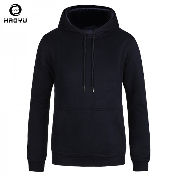 2016 New Hoodie Sweatshirt Brand Clothing Tracksuits Long Sleeve Thick Men Women Zipper O Neck Cotton 3XL Winter Pullover Haoyu