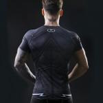 2016 New Men's Cool Creative T-Shirt Batman Vs Superman Logo Short Sleeve Fitness Bodybuilding Compression 3D T-Shirt M-XXL