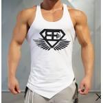 2016 New Mens Singlets Oblique Hem Fitness Singlets Stringer Mens Stringer Tank Tops Stringer Vest Tank Top Men