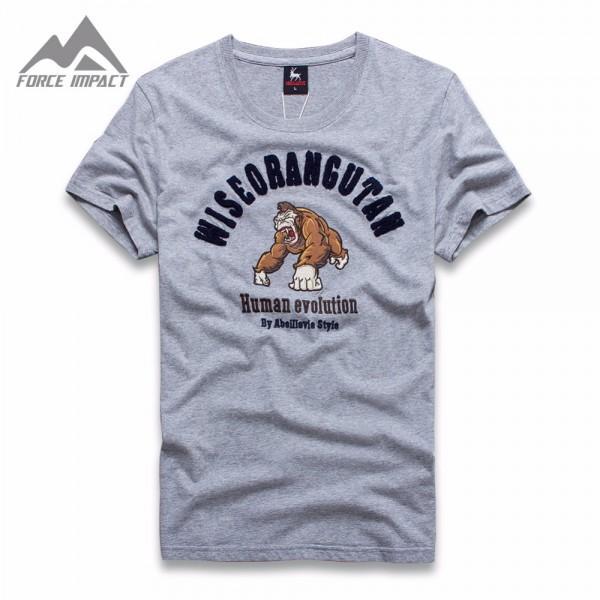 2016 New Mens T shirt Fashion Cotton Tshirt for Men Plus Size Brand Clothing Men Tee High Quality Casual camisas masculinas 8566