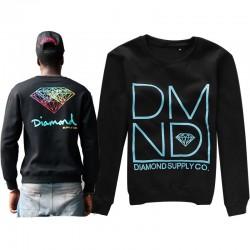 2016 Winter auturn 3D pullover harajuku Black Hip Hop Men's Skateboard Hoodies Men Hip Hop Sweatshirts Man Pullover Sportswear