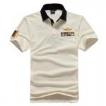 2016 aeronautica militare camisa masculina polo mens shirt Short sleeve shirts,high quality Air force one shark polos clothing