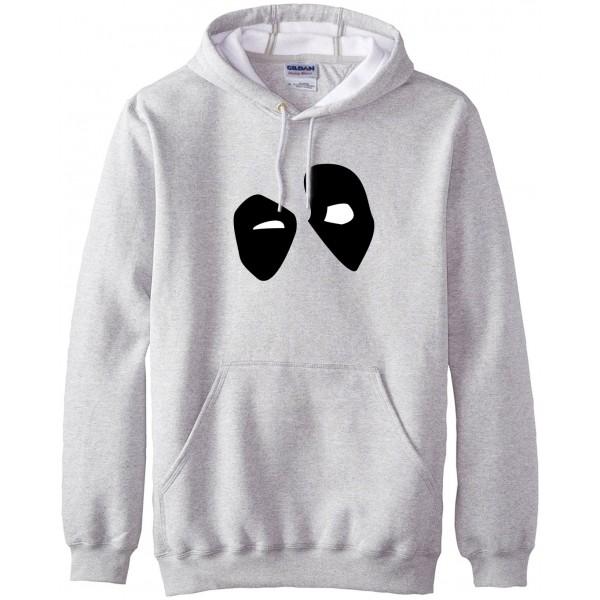 2016 autumn winter new men sweatshirt hoodie men casual warm fleece high quality tracksuit Hero Deadpool fashion brand clothing
