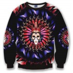 2016 new harajuku men/women sweatshirts 3d Bull/dota 2/Unicorn Print hip hop hoodies poleron sudaderas ropa deportiva hombres