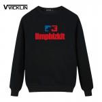 2017 Men Fleece Hoodies Sweatshirt Cotton O-Neck Limp Bizkit Rock Band Plus Size Good Quality Free Shipping