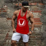2017 New Arrivals  Men clothing Tank Top Bodybuilding Sleeveless Brand  men's hot selling gyms vest tank top hot sell TT032036