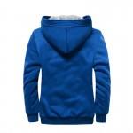 2017 New Autumn Winter Warm Thick Solid Hoodies Mens Sweatshirt Casual Brand Tracksuit Sweatshirts Men Designer Plus Size 5XL