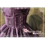 2017 New Cross and Censer Series Printed Sweet Lolita JSK Dress with Waist Cincher