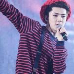 2017 New KPOP EXO hoodie Korean star Chanyeol SEHUN  pullover Sweatshirts Striped cotton autumn winter Sweatshirts EXO clothes