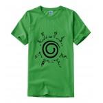 2017 Printed Men's Uzumaki Naruto game Cotton T-Shirt StreetWear funny tops Tees casual fitness brand camisetas drake T shirt pp