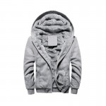 2017 Winter Hoodies Sweatshirts Men Brand Thick Fleece Warm Sportswear Jacket Hoodie Jaqueta Masculina Coat Plus Size 5XL