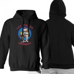 2017 Winter Los Pollos Hermanos Chicken Breaking Bad Pattern Printed Hoodie Men's Graphic Sweatshirt Tops