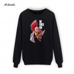 2017 hot sale One Punch Man Cartoon hoodies men Harajuku Sweatshirt Cotton with One Punch-Man Hoodies Sweatshirt Men Brand