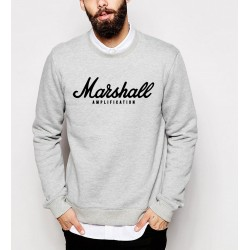 2017 men new arrival The Marshall  hoodies autumn winter casual fleece sweatshirts hip hop brand tracksuits funny clothing
