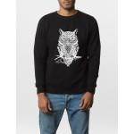 2017 new autumn winter fashion owl animal sweatshirt hoodies hip hop style harajuku hoody top brand clothing drake funny hoody