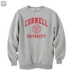 2017 new cornell university men's women's top high quality sweatshirts   warm clothes  winter autumn  uniform college