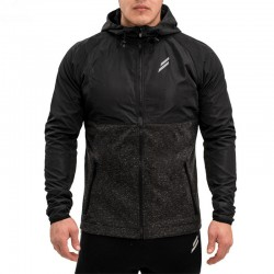 2017 new fashion man hoodies with zipper pockets and the joining together of leisure coat