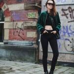 2017 winter spring velvet bomber jacket women basic coats female green outerwear baseball fashion designer plus size