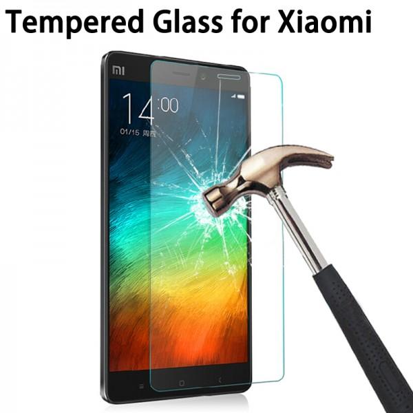 2.5D 9H Tempered Glass Screen Protector For Xiaomi Redmi 3 3S 3X For Xiaomi Redmi Note 4 3 2 Pro Mi4 Mi4i Mi4C Mi4s Mi5 Film