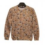 3D funny DOG hoodies women men's sweatshirts o-neck Long sleeve animal print pullovers