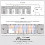 AFS JEEP Summer T-shirts Men T Shirts White 2017 Famous Brand Fashion New Fashion T Shirt O-Neck Cotton Printing Mens Tops Tees