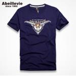 Abeillevie City mens t-shirt tops tees fitness hip hop men cotton tshirts homme camisetas t shirt brand clothing Leisure T Shirt