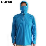 BAIFOX 2017 Spring Summer Solid Clothing  Sunscreen Casual Coat Outside Clothes Drop Shipping New  Hoodies Sweatshirts Casual