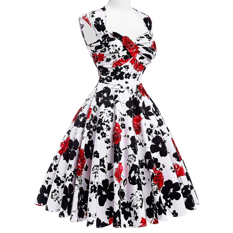 Vintage 50s Dresses Audrey Hepburn