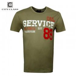 City class mens t-shirt tops tees fitness hip hop men cotton tshirts homme camisetas t shirt brand clothing super big size 2001