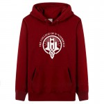 Classic college boy's team hoodie &sweatshirts THE COLLEGE OF WINTERHOLD free shipping offer American leisure fleece sweatshirts