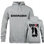 Eminem Hoodie Men Hiphop 2017 New Fashion Hooded Sweatshirts Fleece Pullovers Letters Printed Rock & Rap Hoodies