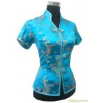 Fashion Chinese Style Top Women's Tang Suit Novelty Shirt Tops Printed Blouse Vintage Tang Suit Clothing S M L XL XXL XXXL JY044