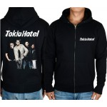 Free shipping Tokio Hotel  pop rock Best Of  album  balck hoodie size s-xxxl