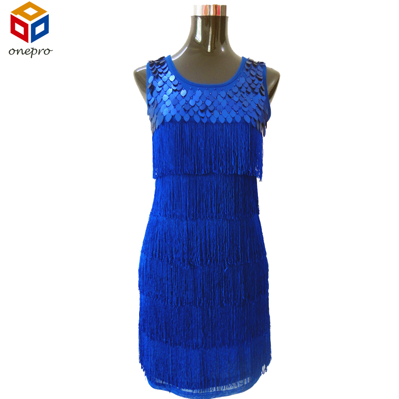 c1538099 Great Gatsby Fringe Sequin 1920s Flapper Charleston Party Art Deco Sexy  Women Party Dresses Summer Casual Mini Sundress