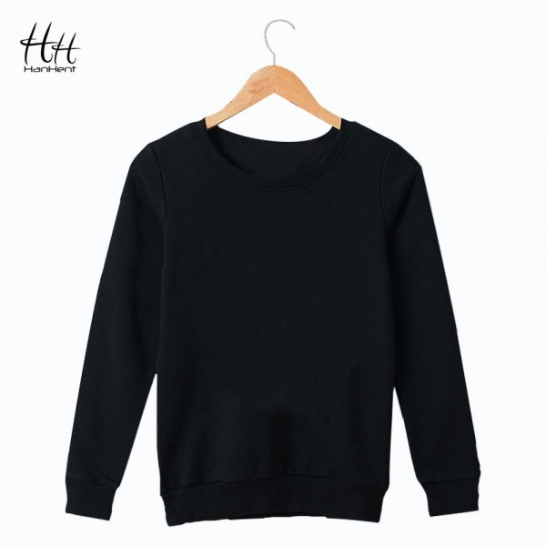 HanHent 2016 Autumn New Hoodies Men Women Thin Terry Couples Casual Streetwear Brand Design Sweatshirts Man Clothing 7 Colors
