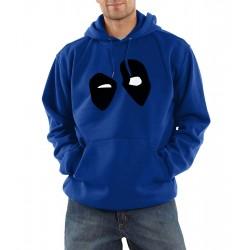 Hero Deadpool Tracksuit men fashion harajuku fitness hoodies funny hip-hop fleece sweatshirt 2017 autumn winter streetwear hoody