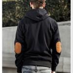 Hoodies Men Long Sleeve Fitness Hooded Sweatshirt Brand Fleece Hoodie Man Skateboard Pullover Hip Hop Cardigan Men Streetwear 10