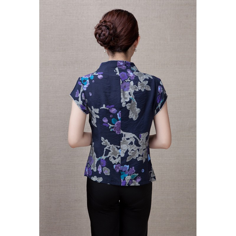 469c84b59 Hot Sale Chinese Style Women Cotton Tang Suit Tops Blouse Vintage  Traditional Chinese Shirt M L XL XXL XXXL ...