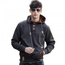 Hot Sale Hoodies Sweatshirts Outerwear Men Hoody Boys Tracksuit cotton Plus size XXXL New Fashion