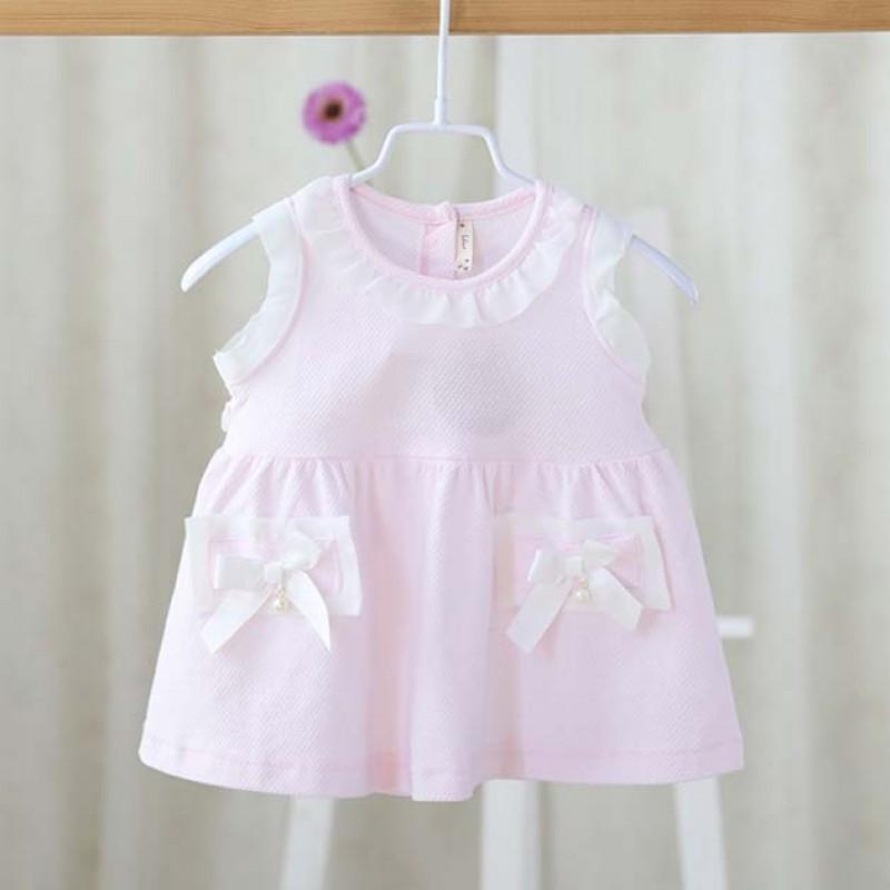 c9bb760b8502 Hot summer 2017 fashion cute baby girls baby princess dress children ...